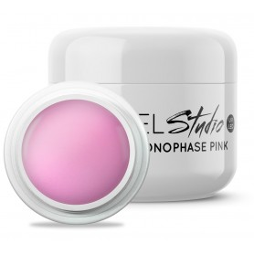 BN Gel Studio - Monophase Pink - UV/LED - 50ml