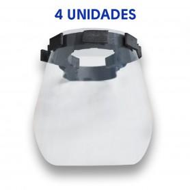PACK 4 x PANTALLA DE PROTECCIÓN